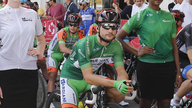 Guardini juicht voor 23ste keer in Ronde van Langkawi