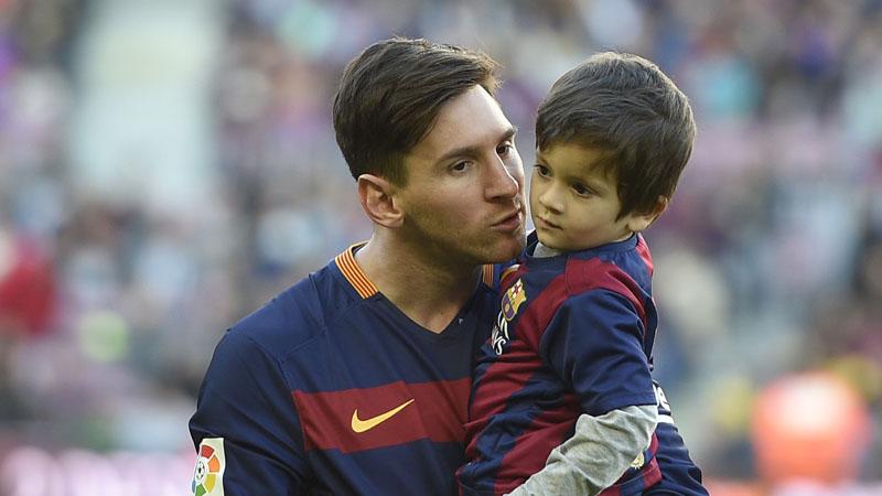 Messi forfait pour