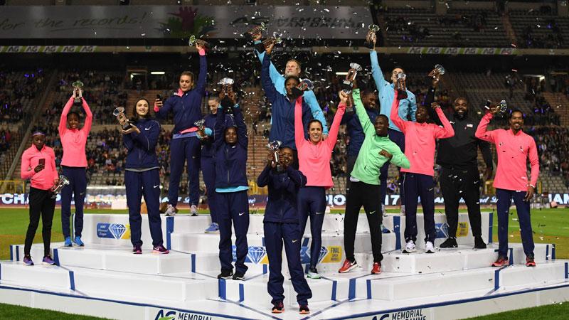 Gelijk prijzengeld voor mannen en vrouwen op AG Memorial Van Damme!