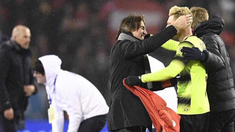 Sa Pinto: 'Dat het spel niet goed was, kan me niet schelen'