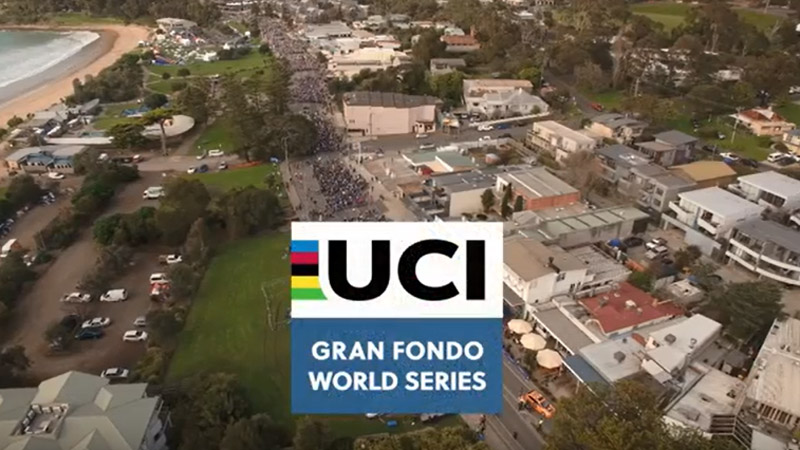 2018 UCI Gran Fondo World Series promovideo