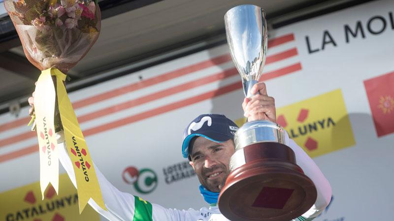 Valverde onttroont De Gendt
