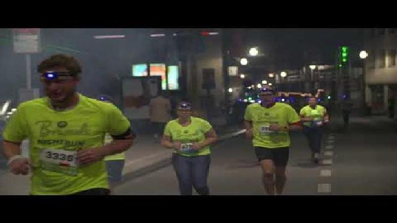 Brussels Night Run 2018 - Teaser