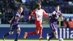 Antwerp strikt nieuwe aanvaller