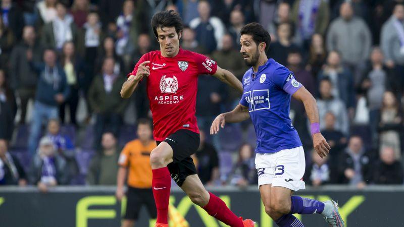 Afscheidnemende Losada bezorgt Beerschot Wilrijk eerste overwinning in play-off 2B