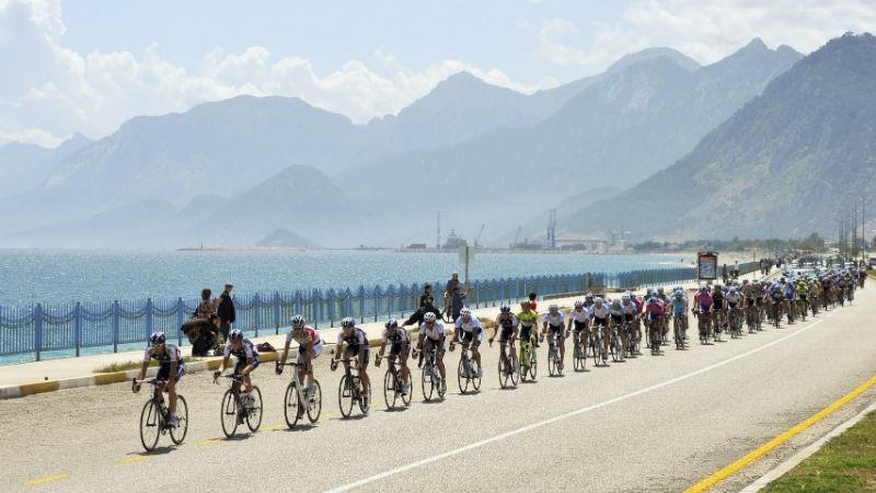 Granfondo Antalya combines racing with tourism