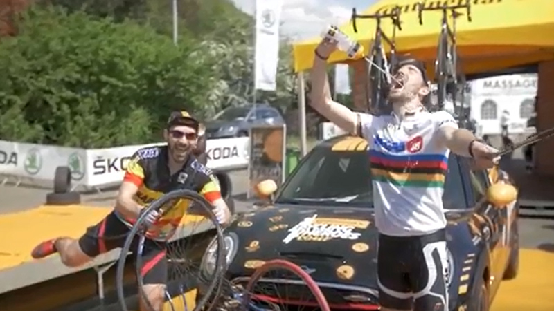 Aftermovie Philippe Gilbert Classic 2018