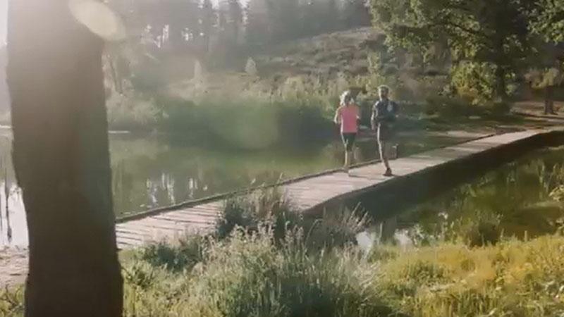 Teaser Lampiris Averbode Nature Trail 2018