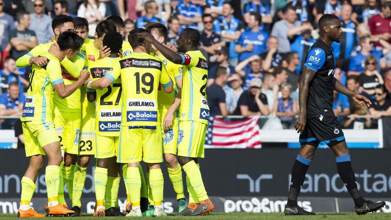 AA Gent verpest galamatch Club Brugge