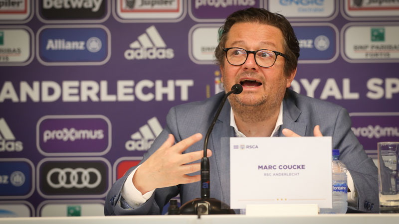 Coucke mikt op budgettaire break-even