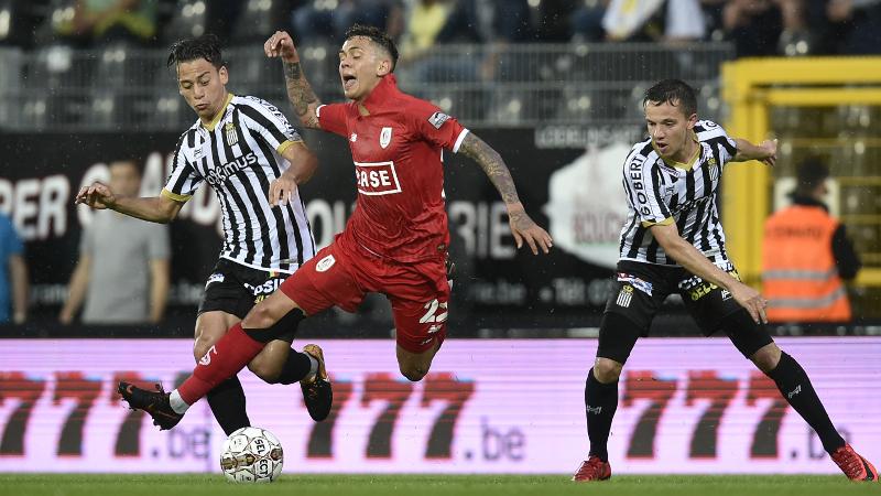 Samenvatting Charleroi - Standard