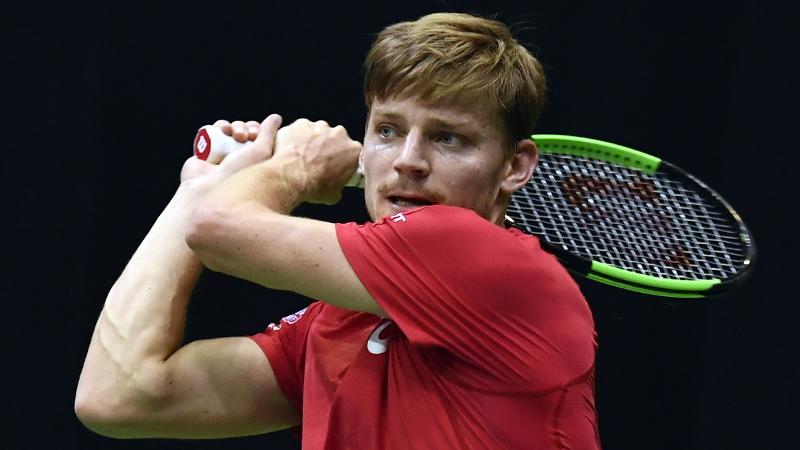 Tennis David Goffin ne viendra pas au Geneva Open