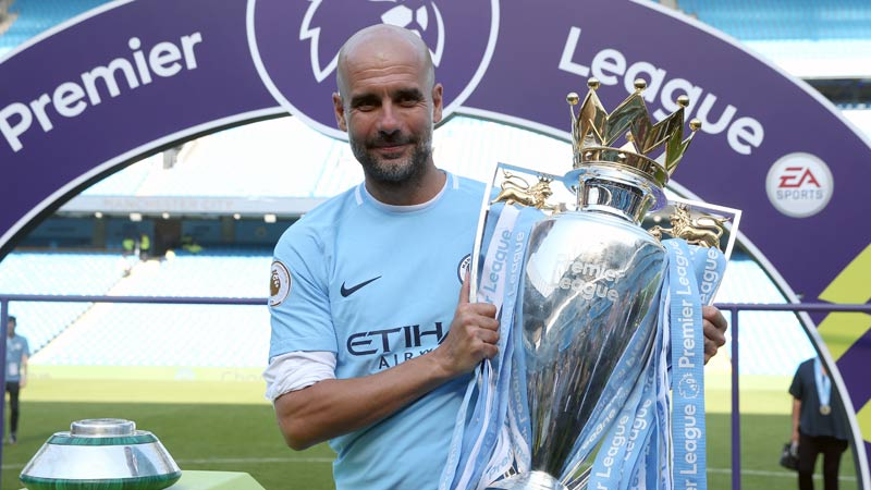 Guardiola prolonge (officiel) — Manchester City