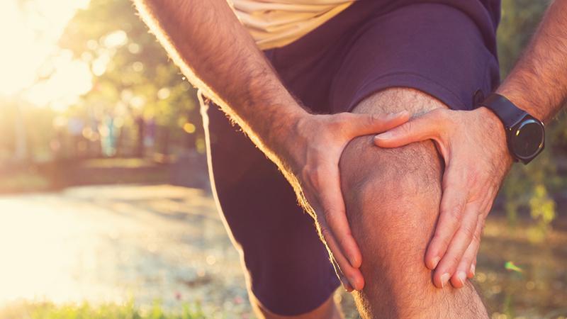'Krachtige knieën kweken? Train je buikspieren!'