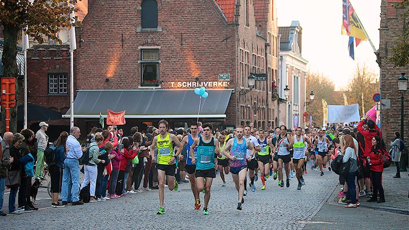 Schema: marathon in 4 uur na 12 weken