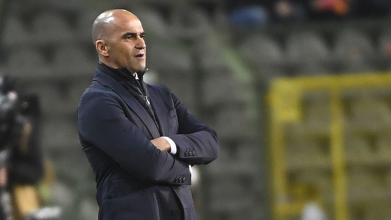 Roberto Martinez prolonge son contrat avec la Belgique