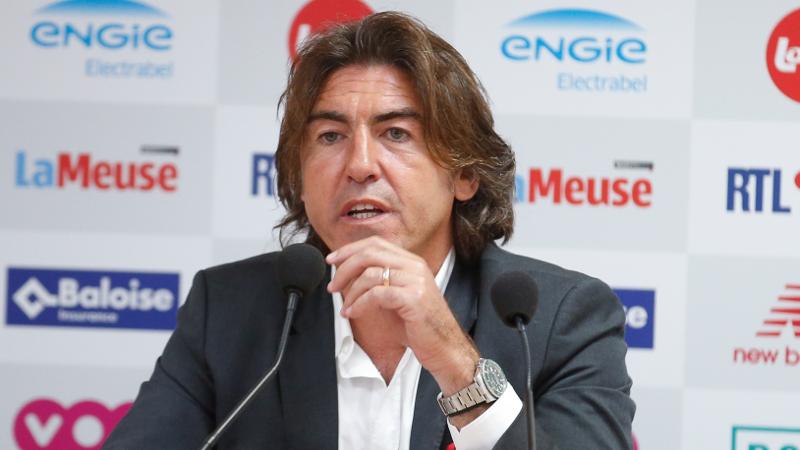 Ook Standard bevestigt nu het vertrek van Sa Pinto