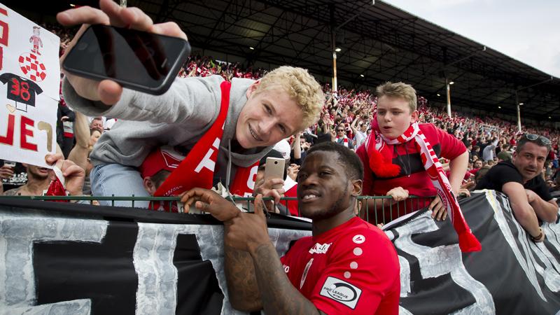 Antwerp neemt afscheid van 3 spelers
