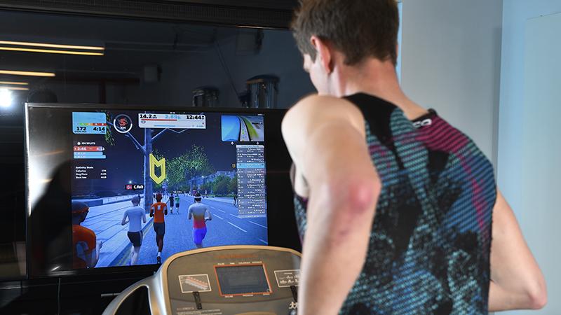 Getest: Zwift, loopvariant van populaire trainingsapp voor wielrenners