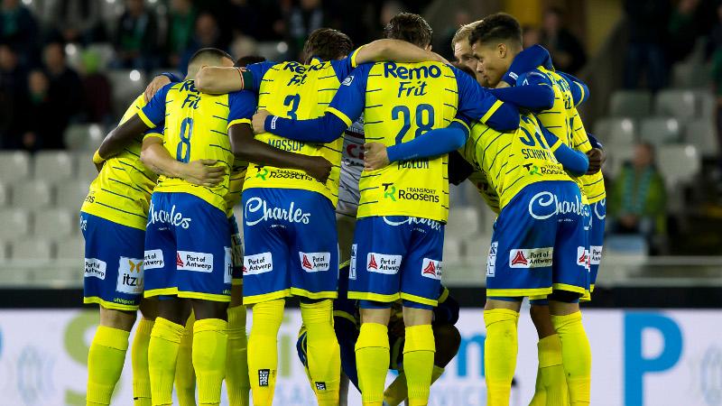Cercle Brugge - Waasland-Beveren