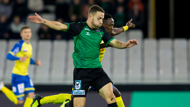 Samenvatting Cercle Brugge - Waasland-Beveren