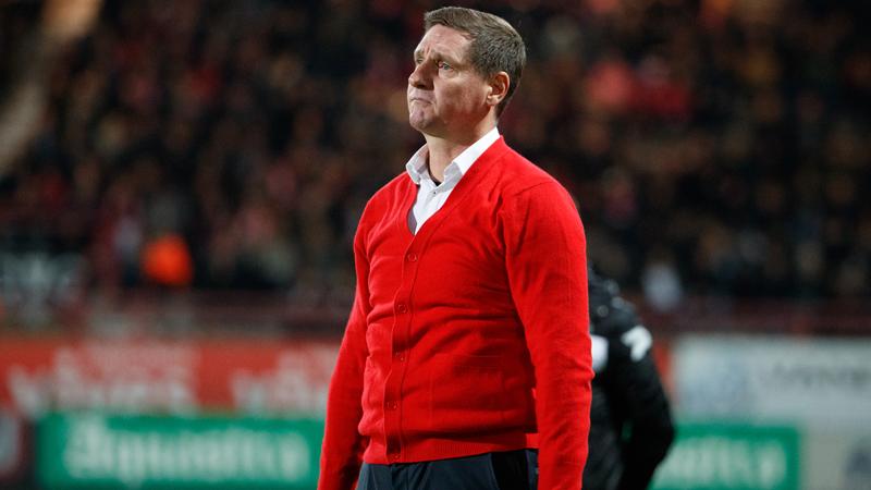 De Boeck ontslagen als trainer van KV Kortrijk