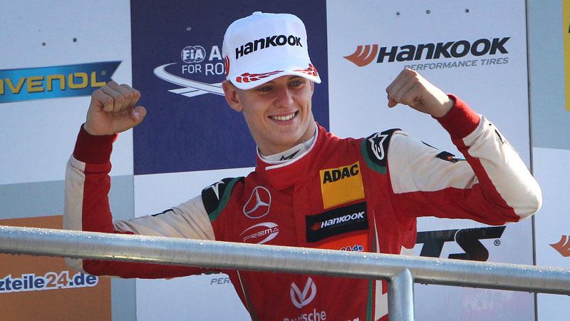 Mick Schumacher promu en Formule 2 en 2019