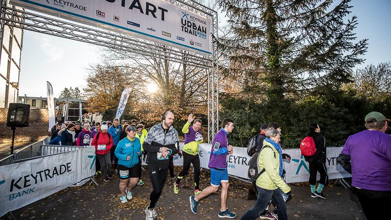 Zeer geslaagde vijfde editie van DH Namur Urban Trail