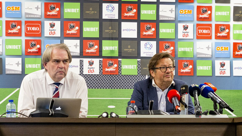Algemene Vergadering Pro League bevestigt vertrouwen in Pierre François