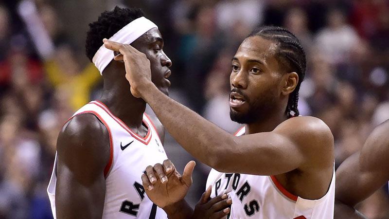 Toronto Raptors voor het eerst naar NBA-finale (VIDEO)
