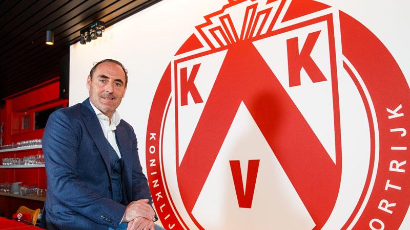 Kortrijk wil met Vanderhaeghe draad terug oppikken