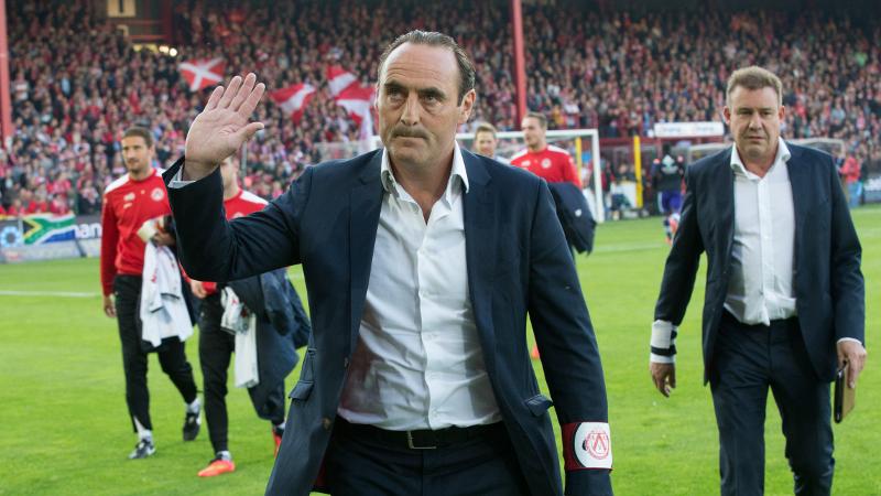 Vanderhaeghe is de nieuwe coach van Kortrijk