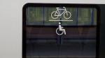 Fiets meenemen op trein mag niet meer tijdens spits