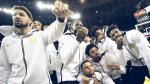 Golden State et Boston lancent la saison par un succès