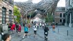Ideale omstandigheden voor een geslaagde DH Mons Urban Trail