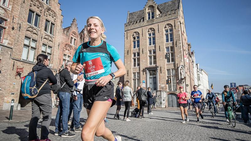 Meer dan 6.000 lopers op tweede Generali Great Bruges Marathon
