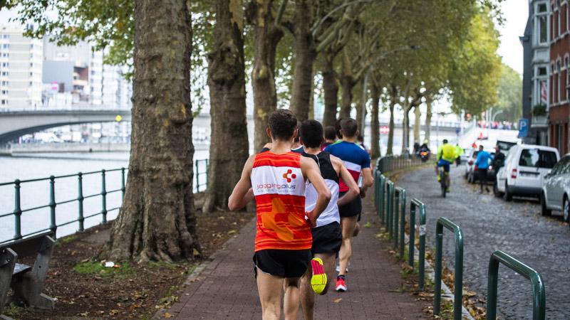 Un Fintro Liège 10 km dans la plus pure tradition