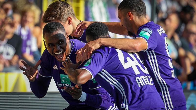 Samenvatting Anderlecht - Cercle Brugge