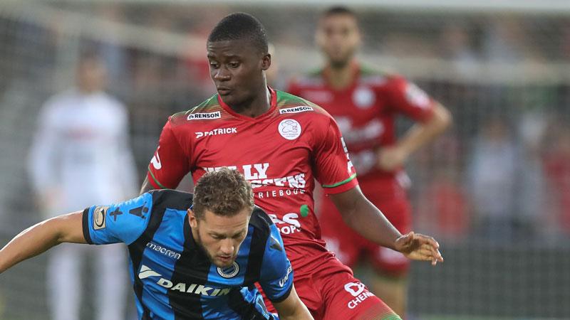 Bedia pourra jouer contre Charleroi