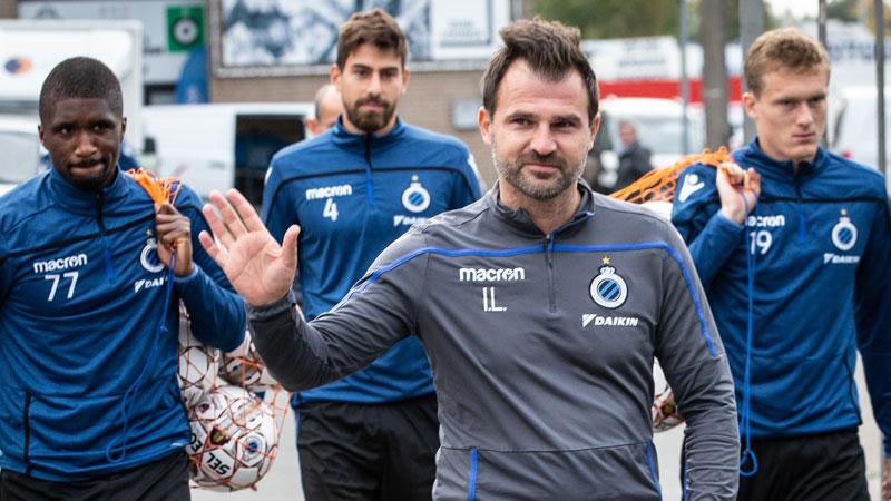 Club Brugge en Waasland-Beveren openen speeldag 11