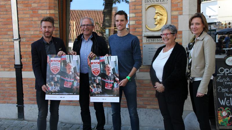 Europees kampioen Koen Naert maakt graag zijn rentree 'naast de deur'