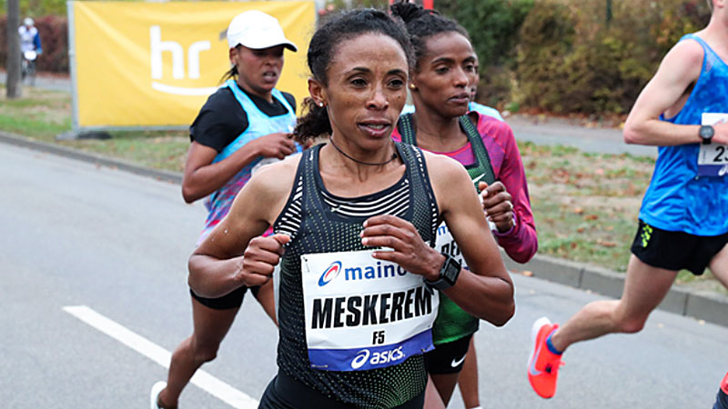 Assefa and Jepkesho victorious on European marathon circuit