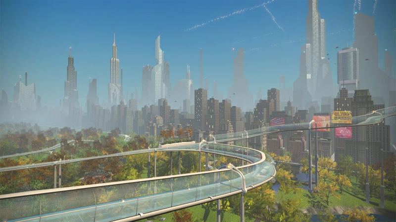Zwift toont toekomst in nieuw New York-parcours