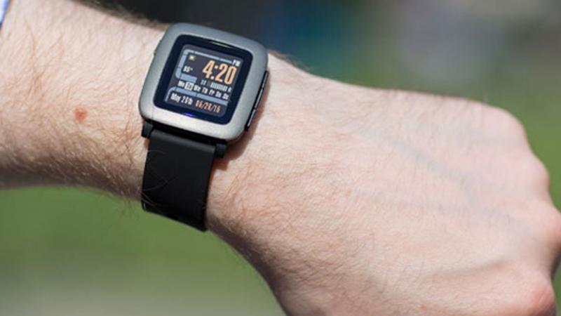 De batterij van dit horloge geraakt nooit leeg