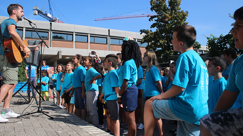 The Daily Mile daagt lagereschoolkinderen uit