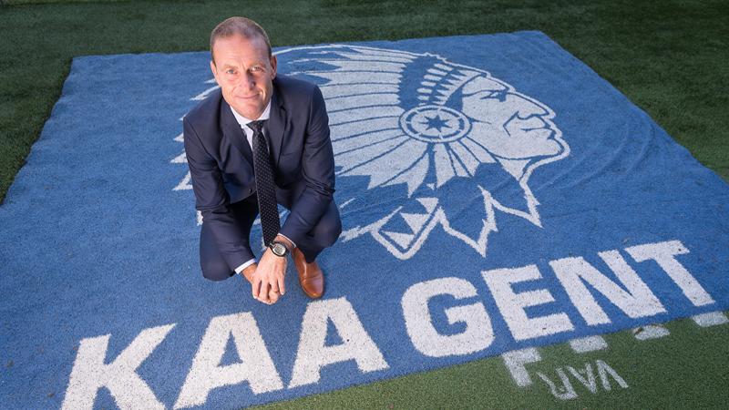 Thorup volgt Vanderhaeghe op bij AA Gent