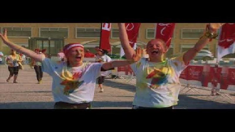 The Color Run Brussels 2018 - Aftermovie