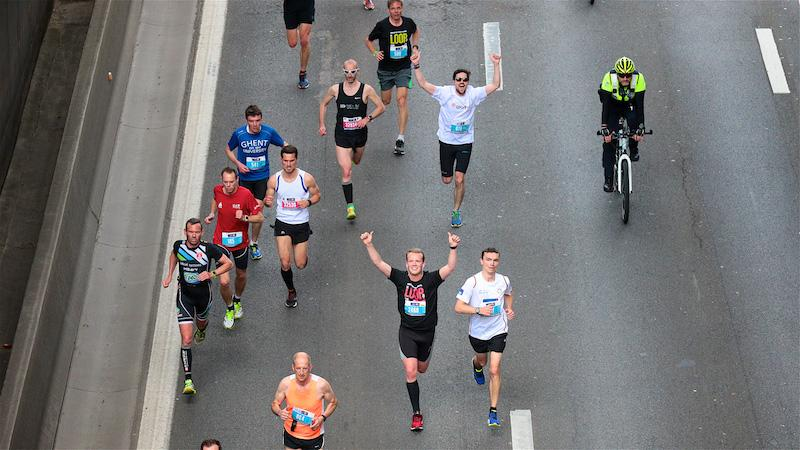 Fabels over de marathon