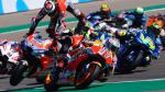Marquez verstevigt leiderspositie na zege in Aragon