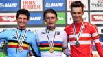 Première médaille individuelle pour la Belgique